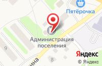 Схема проезда до компании Большеижорское Городское Поселение в Большой Ижоре