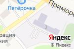 Схема проезда до компании Большеижорская средняя общеобразовательная школа с дошкольным отделением в Большой Ижоре
