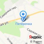 Кормушка на карте Санкт-Петербурга