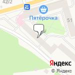 Магазин салютов Рощино- расположение пункта самовывоза