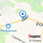 Магазин спортивных товаров и семян на карте Санкт-Петербурга