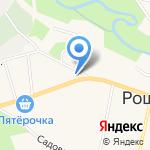 Бионт на карте Санкт-Петербурга