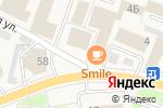 Схема проезда до компании Юлия в Рощино