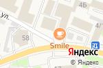 Схема проезда до компании Связной в Рощино