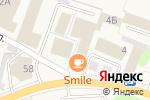 Схема проезда до компании Магазин мужской одежды в Рощино