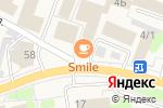 Схема проезда до компании Платежный терминал, Петербургский социальный коммерческий банк в Рощино