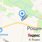 220 Вольт на карте Санкт-Петербурга