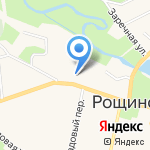 Тоша на карте Санкт-Петербурга