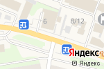Схема проезда до компании МТС в Рощино