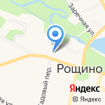 Стоуна на карте Санкт-Петербурга