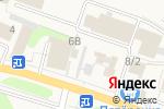Схема проезда до компании Стоуна в Рощино