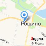Коррида на карте Санкт-Петербурга