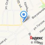 Наркиз на карте Санкт-Петербурга