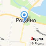 89 отдел полиции Управления МВД России по Выборгскому району на карте Санкт-Петербурга