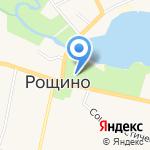 Храм во имя Святителя Николая архиепископа Мир Ликийских чудотворца на карте Санкт-Петербурга