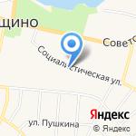 Адвокатский кабинет Бушуров А.В. на карте Санкт-Петербурга