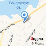 Пожарная часть №109 Ленинградской области на карте Санкт-Петербурга
