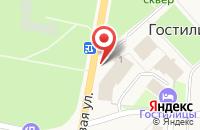 Схема проезда до компании Сибирский межрегиональный учебный центр в Гостилицах