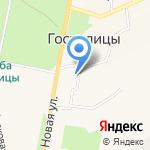 Администрация Гостилицкого сельского поселения на карте Санкт-Петербурга