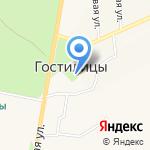 Почтовое отделение №188520 на карте Санкт-Петербурга