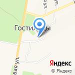 Центр культуры и досуга на карте Санкт-Петербурга