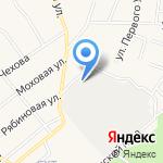 ПЕТЕРБУРГСКИЙ МАШИНОСТРОИТЕЛЬНЫЙ ЗАВОД на карте Санкт-Петербурга