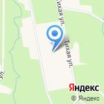 Политехник на карте Санкт-Петербурга