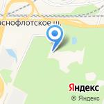 Я Стевия на карте Санкт-Петербурга