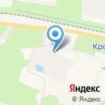 Феррумленд на карте Санкт-Петербурга