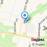 Автошкола Ваймера на карте Санкт-Петербурга