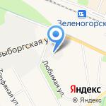 Уровень на карте Санкт-Петербурга