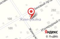 Схема проезда до компании Чеховская жемчужина в Большом Петровском