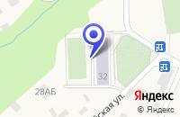 Схема проезда до компании НАЧАЛЬНАЯ ШКОЛА № 611 в Зеленогорске