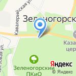 MultiParki на карте Санкт-Петербурга