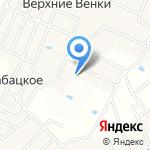 Северный на карте Санкт-Петербурга