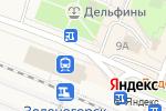 Схема проезда до компании Оазис в Санкт-Петербурге