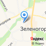 Илатан на карте Санкт-Петербурга