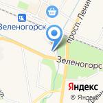 Sibylla на карте Санкт-Петербурга
