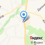 Петербургские аптеки на карте Санкт-Петербурга