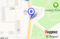 Схема проезда до компании СТРАУСИНАЯ ФЕРМА в Зеленогорске