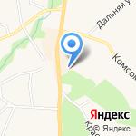 Ванда на карте Санкт-Петербурга