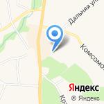 Детский мир на карте Санкт-Петербурга