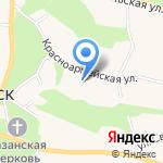 Зеленогорский дом детского творчества Курортного района на карте Санкт-Петербурга