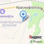 Ломоносовский центр занятости населения на карте Санкт-Петербурга