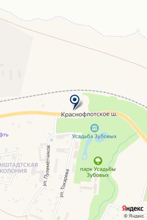 ГП ЛОМОНОСОВСКОЕ ДРСУ на карте Ломоносова