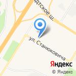 Текстиль для дома на карте Санкт-Петербурга