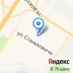Паприка на карте Санкт-Петербурга