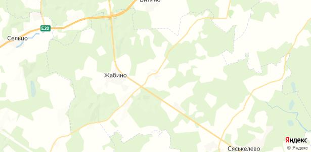 Старые Низковицы на карте