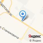 Святослав на карте Санкт-Петербурга