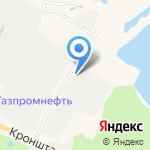 КронСервис на карте Санкт-Петербурга